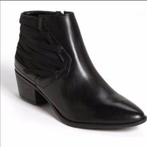 Circus by Same Edelman Hollis black ankle boots